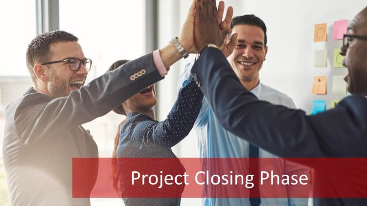 Project Closing Phase