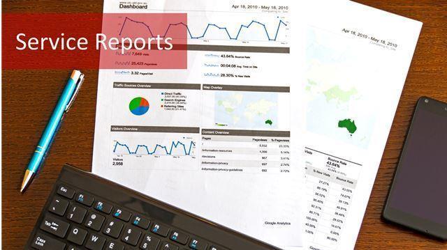 service reports