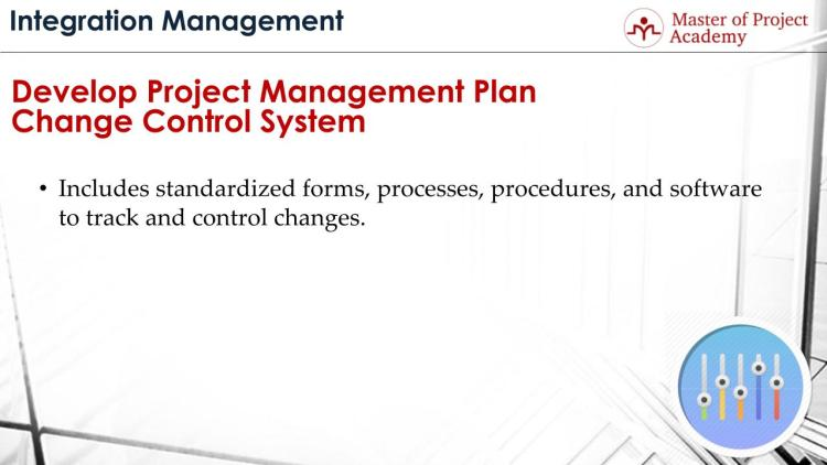 change management plan