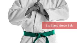 All About Six Sigma Green Belt Certification