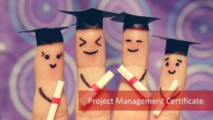 The 4 Options for Project Management Certificate
