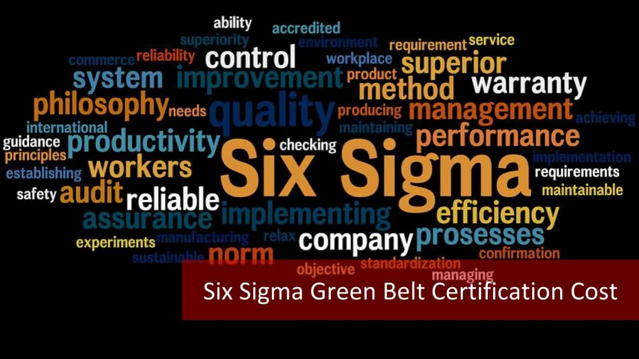 Sixth Sigma Courses Elitadearest