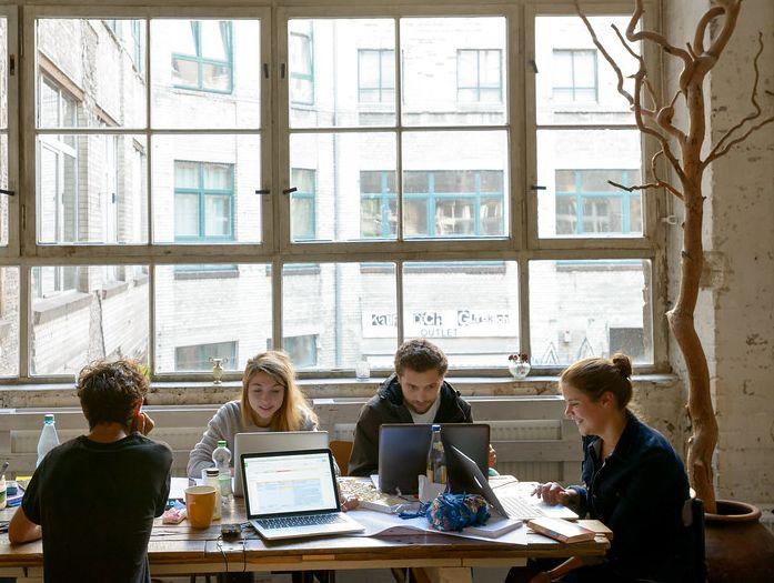 Startup environment