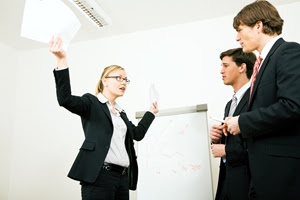 Conflict management training can dramatically improve a toxic work environment.