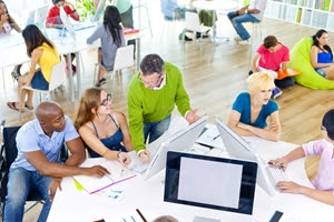 How well are your employees able to communicate with one another?