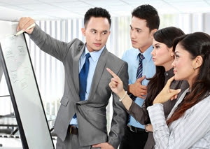 Team leaders can help get the most of your employees.
