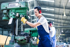 Safe machine operation has its own regulations that must be obeyed.