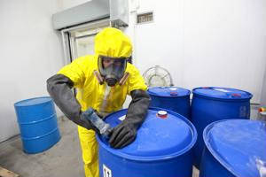 When companies create hazardous waste - on a large or small scale - they must handle it correctly.