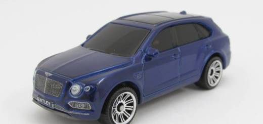 Matchbox MB1235 : '18 Bentley Bentayga