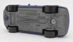 Matchbox MB1235 : '18 Bentley Bentayga