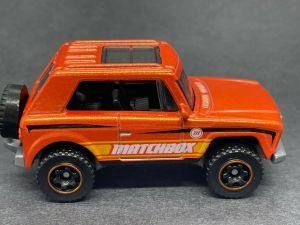 Matchbox MB1243 : MBX Field Car