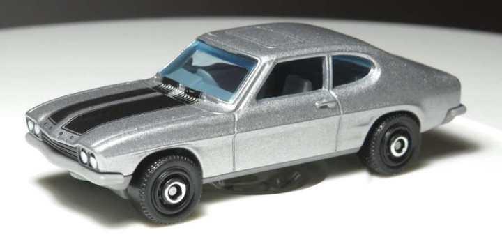 Matchbox MB1244 : 1970 Ford Capri