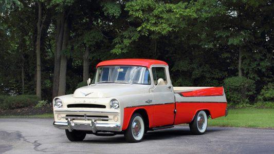 1957 Dodge Sweptside D100