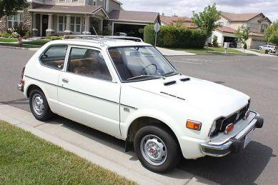 1976 Honda CVCC