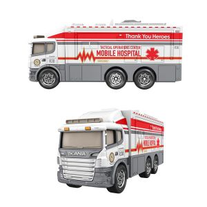 Matchbox Scania Tactical Command Center
