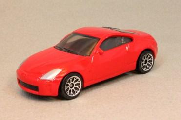 Matchbox MB611 : Nissan Z (2004 release)