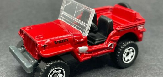 Matchbox MB784 : Jeep Willys