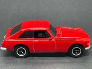 MB1213 : 1971 MGB Coupe
