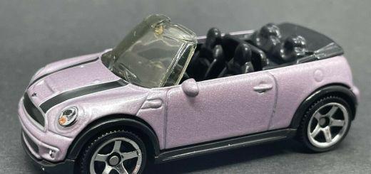 Matchbox MB822 : Mini Cooper S Cabrio