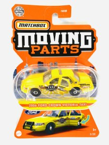 Matchbox MB1140 : 2006 Ford Crown Victoria (Moving Parts)