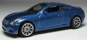 Matchbox MB809 : Infiniti G37 Coupe (2011 Basic Range)