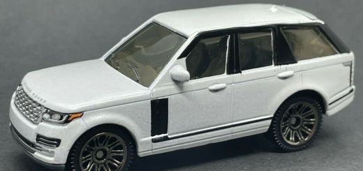 Matchbox MB1163 : ´18 Range Rover Vogue SE