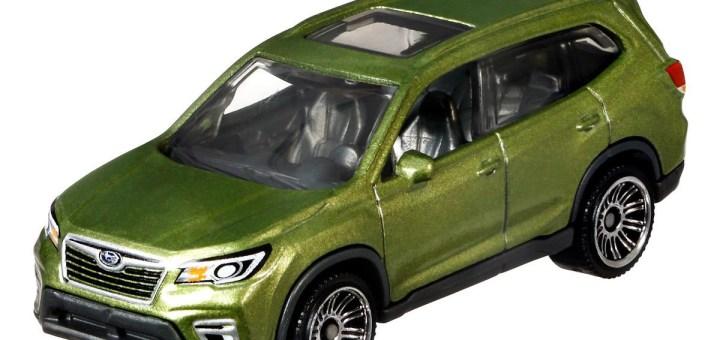 Matchbox MB1236 : 2019 Subaru Forester (2021 Basic Range)