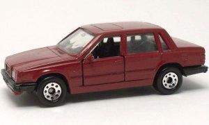 Matchbox MB171 : Volvo 760 (1989 Basic Range)