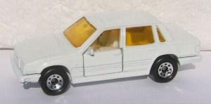Matchbox MB171 : Volvo 760 (Graffic Traffic)