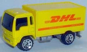 Matchbox MB445 Delivery Truck - DHL (2006 Basic Range)