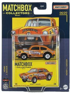 Matchbox MB1166 : Henry J Gasser