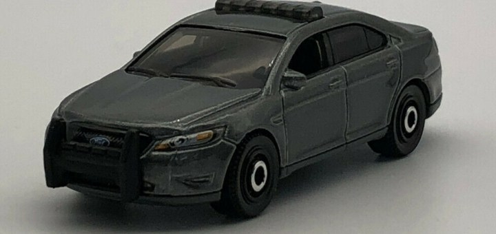 Matchbox MB821 : Ford Taurus Police Interceptor