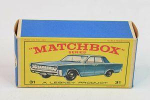 Matchbox Miniatures Box Type – E2
