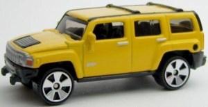 Matchbox MB666 : Hummer H3 (2005 Superfast)