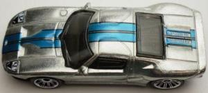 Matchbox MB671 : 2005 Ford GT (2009 Basic Range)
