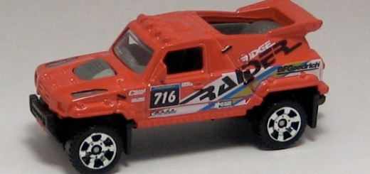 Matchbox MB716 : Ridge Raider