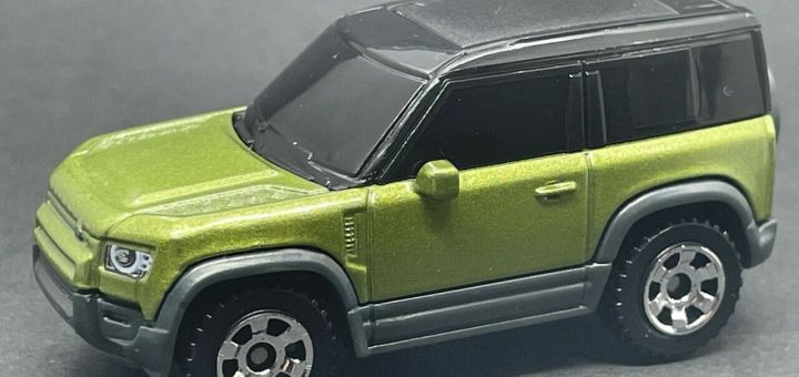 Matchbox MB1237 : 2020 Land Rover Defender 90