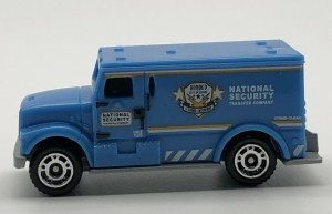 Matchbox MB873 : International Armored Car