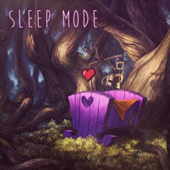 Sleep Mode album cover art