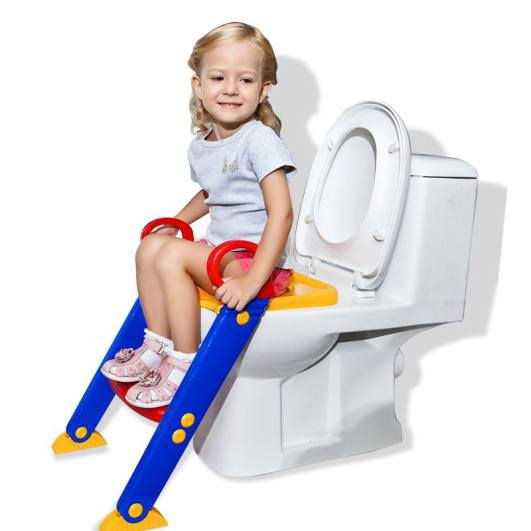مقعد لتدريب الأطفال على استخدام المرحاض