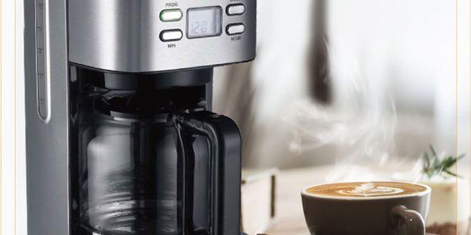 استمتع بقهوتك مع أفضل آلات صنع القهوة