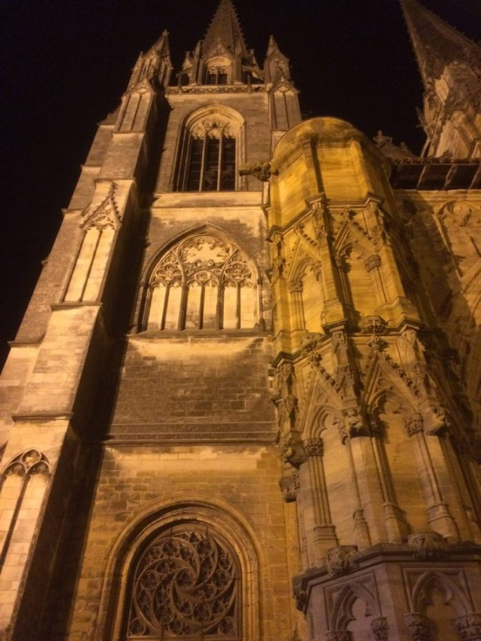 Sainte-Marien katedraali, Bayonne.