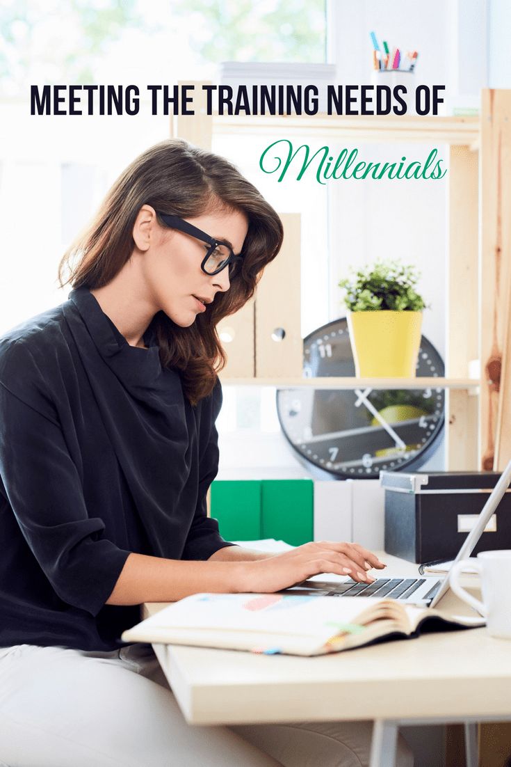 Top 3 ways to meet Millennials training needs