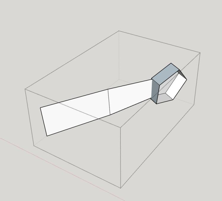SketchUp Mesh 1