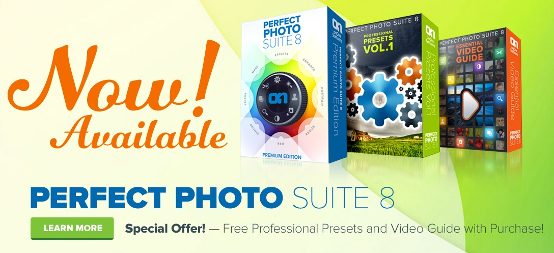 Perfect Photo Suite 8