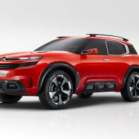 Citroën Aircross Concept 2015 : Photos officielles