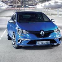 Nouvelle Renault Mégane 2016 : photos officielles
