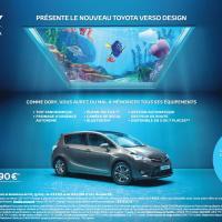 Le Monde de Dory présente Toyota Verso Design 2016