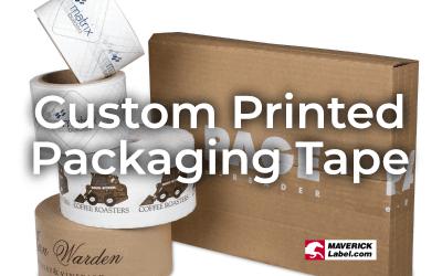 Custom-Printed Packaging Tape