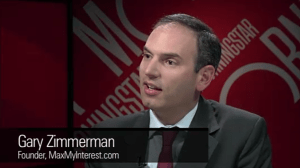 MaxMyInterest founder Gary Zimmerman discusses why investors hold cash with Morningstar's Christine Benz.